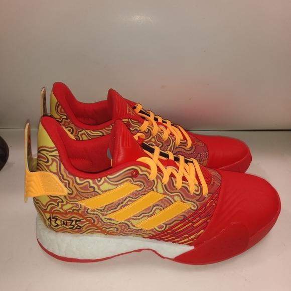 Adidas TMac Millennium Basketball Shoes Men's sz 7